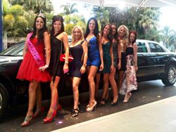 Birthday Party Limo hire