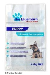 Blue Barn Feed Bag