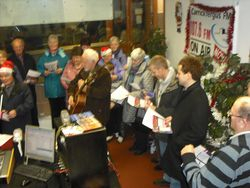 Carrickfergus Methodist Church Christmas Choir