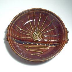 Bowl with Lug Handles