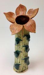 Sunflower Vase $110