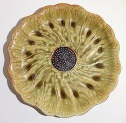 Large Sunflower Platter $58