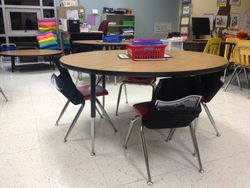 Jean's Classroom 2013