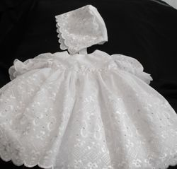 NOW SOLD   BEAUTIFUL DRESS WITH BEADS ON THE BODICE