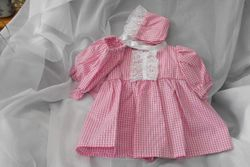 dress/ hat/ knickers £5.00 +p/p
