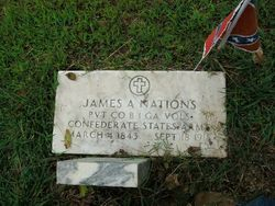 James A Nations