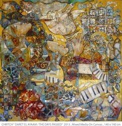 """""""Daret El Ayaam - The Days Passed"""" 2011 - 2013"""