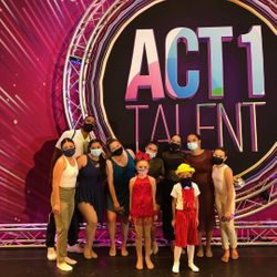 CK Competition Team @ Act 1 Talent