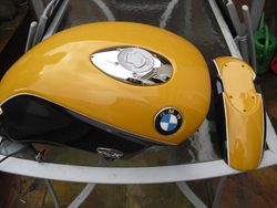 Modern BMW