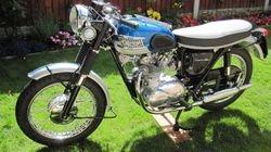 Triumph 1965 Tiger 90