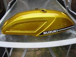 Suzuki Stinger restored