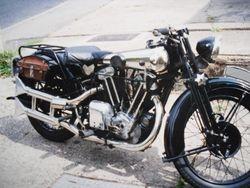 Brough Superior SS 100