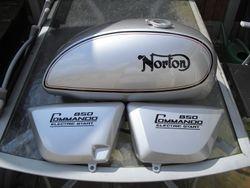 norton commando 850