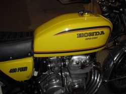 Honda super sport