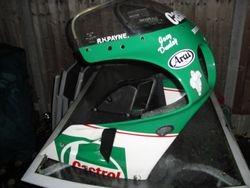 Joey Dunlop fairing