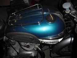 Triumph T100 1968