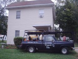 Two story cleaning give us a call.