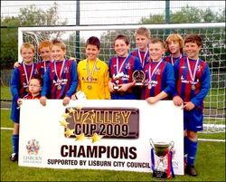 Under 12 Winners: Ards Youth