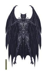 Cybernetic bat
