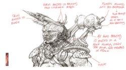 Scrotus idea notes