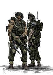 Mordant guardsmen