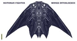 Mothman fighter