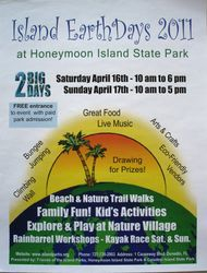 Island Earth Days 2011 Flyer
