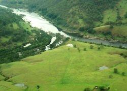 Aerial view of Coombadjha
