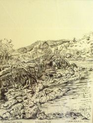 Below the Gorge