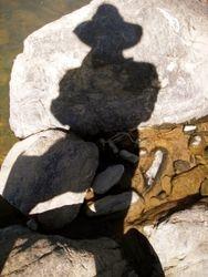 rock shadow
