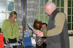 Awarded Certificate of Merit in Novice