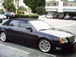 His Cadillac
