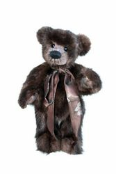 Real fur bear