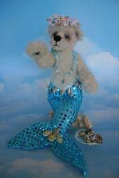 Mermaid Bear