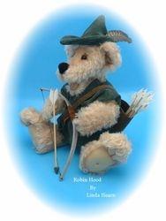 Award winning bear 2005