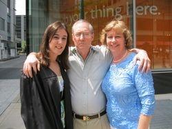 Shannon's Graduation May 2011