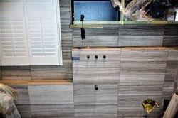 Limestone tiling