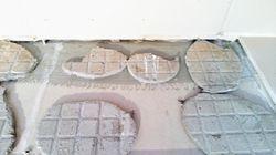 Tile job went wrong