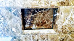 Marble niches