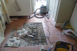 Ruined floor
