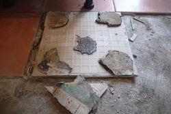 Tile job gone wrong
