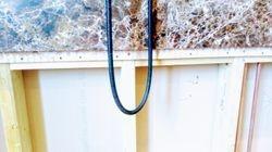 Studs wall reinforcement
