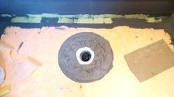 Polyethylene corner seals
