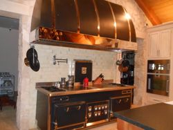 The amazing range and hood