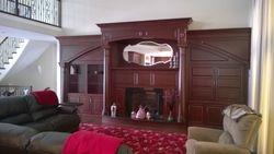 Carlson's fireplace