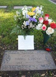 Danny's grave 2011