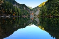 Lindeman Lake Reflection