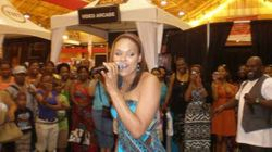 "Dee Dee Speaking Out To The Young Women During The ""Essence Music Festival"""
