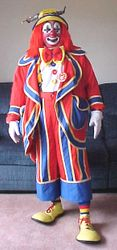 Dizzy the Clown from Minot ND