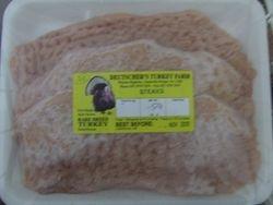 Turkey Steaks